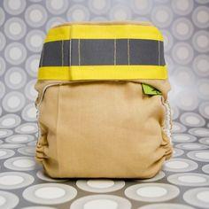 Firefighter AIO Cloth diaper