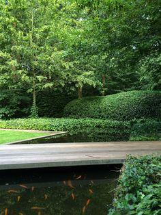 patrick verbruggen tuinarchitectuur / tuin 5, bonheiden (architectuur: wollaert architecten)