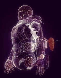 IRONMAN X-Ray