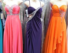 Prom Dresses at the LA Fashion District - Prom - Pinterest ...