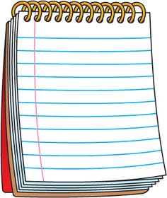 Free Notepad Clip Art of Notepad clipart image for your personal projects, presentations or web designs. Borders For Paper, Borders And Frames, Letra Drop Cap, Powerpoint Background Design, School Clipart, Flower Background Wallpaper, Clip Art, Notebook Paper, Good Notes
