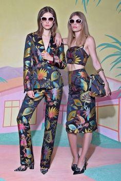 Christian Siriano Resort 2016 Fashion Show Collection