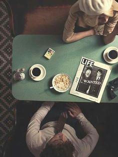 Bonnie & Clyde by Aram Bedrossian