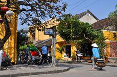 Hoi An. Vietnam ako z rozprávky Hoi An, Varanasi, Da Nang, Borneo, Vietnam, Street View