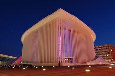 Luxembourg Philharmonie - Christian de Portzamparc