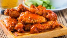 Wings are amazing! Yum!