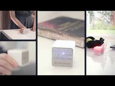 Cube Sensors: monitor the air quality, temperature, lighting and more. #tech #homeautomation