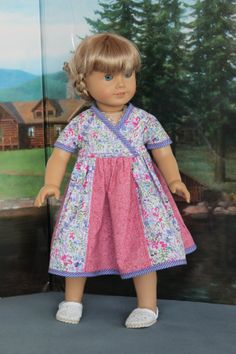 American Girl Doll Clothes  Contemporary by ForAllTimeDesigns, $38.00