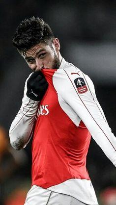 #ArsenalForever #Giroud