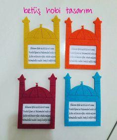 Ezan Ramadan Activities, Cabin Activities, Ramadan Crafts, Ramadan Decorations, School Decorations, Activities For Kids, Summer Programs For Kids, Decoraciones Ramadan, Art For Kids