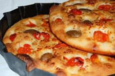 We will eat a lot of this focaccia while we are on the road visiting Puglia. ©Photo by: Valentina Cirasola