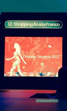 Desfile Shopping Anália Franco