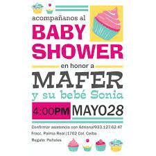 invitacion baby shower - Buscar con Google