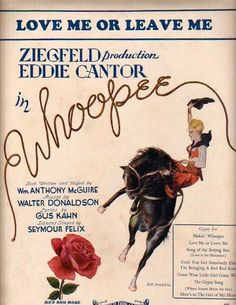 Ruth starred in this production for Ziegfeld, although her name is nowhere to be found on this poster.