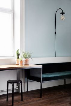 Nomad Workspace - via Coco Lapine Design blog