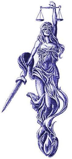 More lady justice tattoo idea Law Tattoo, Libra Tattoo, Get A Tattoo, Libra Scale Tattoo, Libra Zodiac Tattoos, Metallica Tattoo, Tattoo Drawings, Body Art Tattoos, Sleeve Tattoos