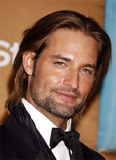 "Josh Holloway -- was so good in ""Lost""--In my dreams, he was Aidan with an Aussie accent in my first Julno ms, Venom."