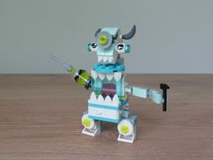 Totobricks: LEGO MIXELS SURGEO SKRUBZ MIX or MURP? Instructions Lego 41569 Lego 41570 http://www.totobricks.com/2016/06/lego-mixels-surgeo-skrubz-mix-or-murp.html
