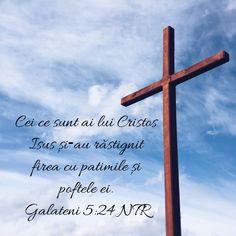 Galateni 5:24