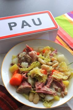 Garbure béarnaise ! #Pau