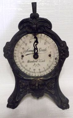 Early Century Antique Family Scale StandardWerk by swagJUICE, $55.00