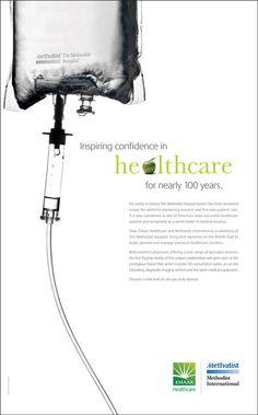 Emaar Healthcare Print Campaign by Yunus Saiyed, via Behance