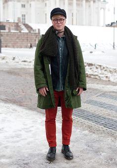 Luka - Hel Looks - Street Style from Helsinki