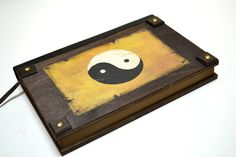 Zen art chinese art sketch book zen decor ying and by Hirotechnion Zen Painting, Religious Books, Chinese Symbols, Star Decorations, Chinese Art, Yang Chinese, Zen Art, Personalized Books, Colorful Paintings