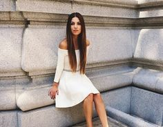 Negin Mirsalehi #moda #vestido