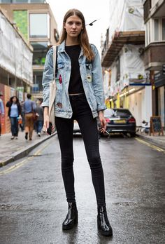 How to Wear Chelsea Boots: 21 Perfect Outfit Ideas   StyleCaster