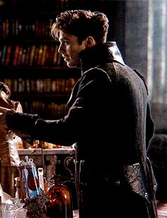 Watch Once Upon a Time on Netlfix to see Sebastain Stan (Bucky Barnes) portray the sexy mad hatter, Jefferson!