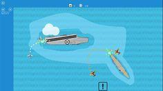 Screenshot: Aircraft Carrier