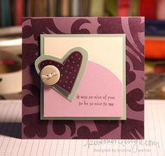 Card by Kristina Werner