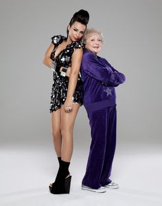 Betty White and Luciana team up for Im Still Hot Music Video
