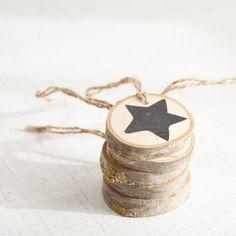 Rodajas de madera {Made by Lignum}