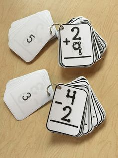 Fact Fluency Practice: Addition and Subtraction Flashcards with Touch Points Addition Flashcards, Math Addition, Addition And Subtraction, Touch Point Math, Touch Math, Math Fact Fluency, Fluency Practice, Math For Kids, Fun Math