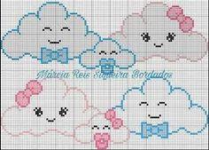 Cross stitch borders, cross stitch pillow, cross stitch for kids, cross sti Baby Cross Stitch Patterns, Cross Stitch Pillow, Cross Stitch For Kids, Cross Stitch Borders, Cross Stitch Baby, Cross Stitching, Cross Stitch Embroidery, Hand Embroidery, Embroidery Patterns