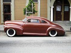 hot rod, muscle cars, rat rods and girls Classic Hot Rod, Classic Cars, Vintage Cars, Antique Cars, Single Cab Trucks, Mini Trucks, Kustom, Hot Cars, Custom Cars
