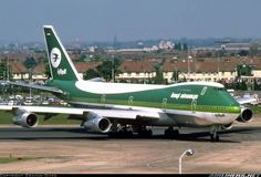 Iraqi Airways YI-AGN Boeing 747-270C/SCD aircraft picture