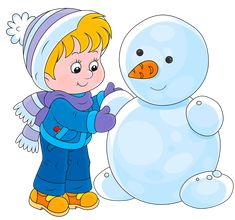 """Photo from album """"зимнее"""" on Yandex. Winter Activities For Kids, Crafts For Kids, Winter Clipart, Kids Graphics, Emoji Love, First Fathers Day Gifts, Christmas Graphics, Xmas Stockings, Class Decoration"""