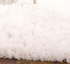 Sumptuous Natural White Rugs   Modern Rugs