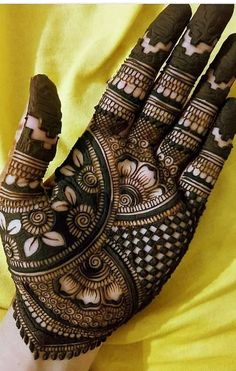 Pin For Trend Presented Full Hand Mehandi Designs That You Must Try - Mehandi Designs 2019 (Latest Mehandi Design Images Collection Mehandhi Designs, Latest Bridal Mehndi Designs, Full Hand Mehndi Designs, Stylish Mehndi Designs, Mehndi Designs 2018, Mehndi Designs For Beginners, Mehndi Designs For Girls, Mehndi Design Photos, Wedding Mehndi Designs