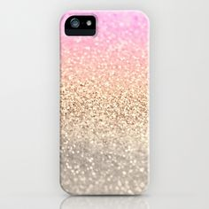 normally gravitate away from pink and sequence. but something about this one makes me feel all girlie GATSBY PINK iPhone & iPod Case Society 6 - $35.00