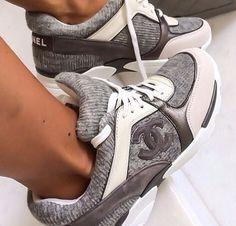 chanel running sneaker…