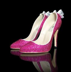 Marc Defang New York, bridal shoes, bridal crystal shoes, lower heel crystal shoes, wedding shoes, wedding 3 inches crystal shoes, crystal shoes, crystal low heel shoes, pearl shoes, marc defang shoes, genuine leather crystal shoes, dorothy's crystals