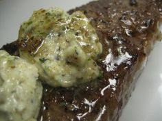 "Hello 2012 Valentine's Day Dinner ""In"" French Bistro Steaks with Provencal Butter"