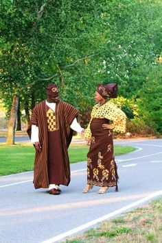 Love the outfits. Dress Attire, African Fashion, African Style, Traditional Dresses, Traditional Weddings, African Culture, Black Love, Love And Marriage, Black History