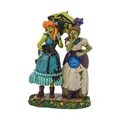 Department 56 Snow Village Halloween Painted Ladies Accessory 382 *** Details can be found by clicking on the image. (This is an affiliate link) #ChristmasCollectibleFigurines