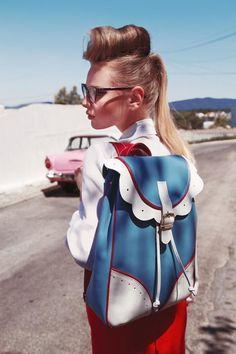 cute backpack ツ