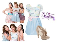 """""""Violetta"""" by violetta-leonetta ❤ liked on Polyvore featuring art"""